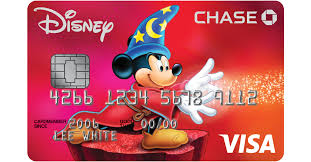 Perks of Owning a Disney Credit Card
