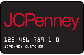 JC Penney Account Information