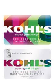 access-kohls-credit-card