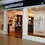 This is what Bare Minerals Store looks like.