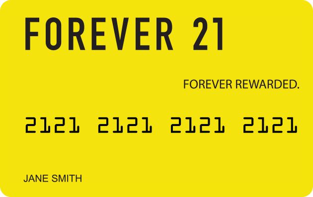 forever 21 credit card issued by comenity bank forever21. Black Bedroom Furniture Sets. Home Design Ideas