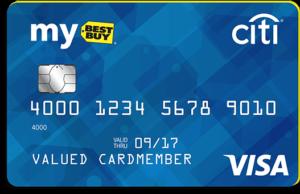 bestbuy store visa card