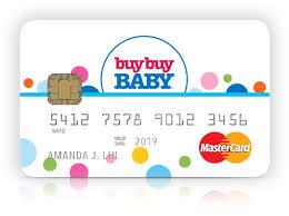 buybuybaby mastercard