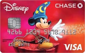 disney store visa card