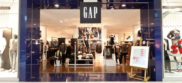 Gap Dept Store Cards