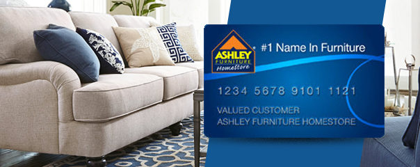 Ashley Furniture Homestore Credit Card Storecreditcards Org