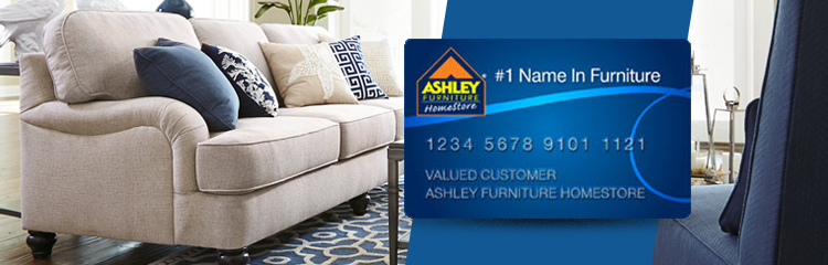 ashley furniture homestore credit card