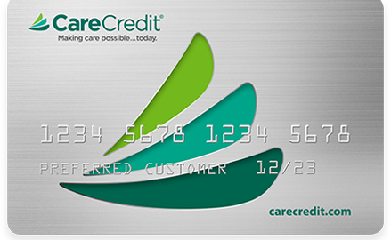 CareCredit Health credit Card