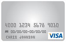 Visa®Bonus Rewards Card